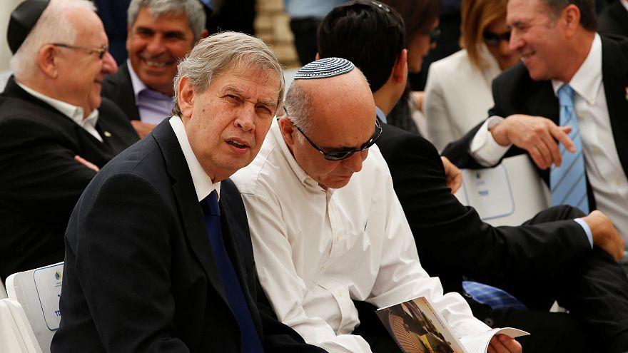 رئيس جهاوز الشيت بين كوهين مع باردو رئيس الموساد