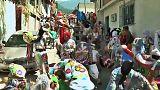 رقص شیطان در خیابانهای ونزوئلا