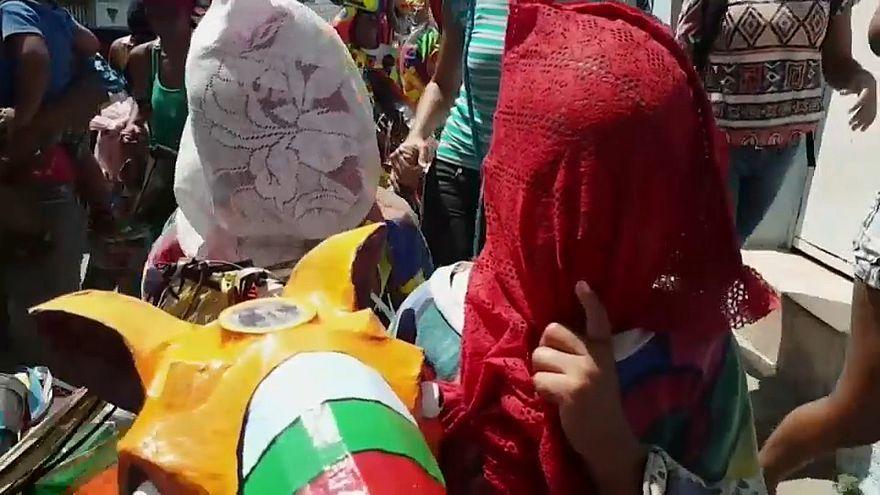 La salsa des démons au Venezuela