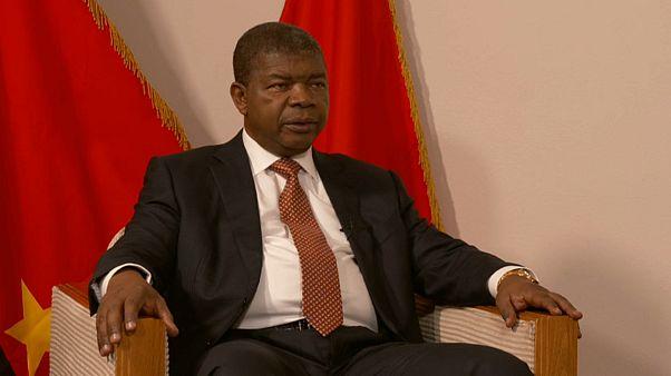 Presidente angolano em entrevista exclusiva à Euronews
