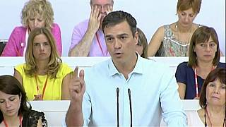 Pedro Sanchez becomes Spain's new socialist prime minister