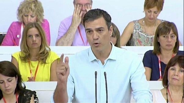 Pedro Sanchez becomes Spain's new socialist prime minister