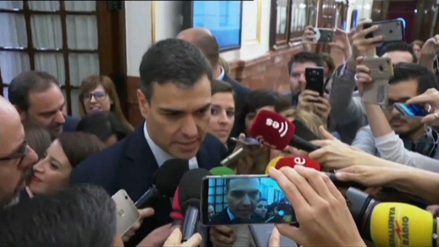 """Sánchez: """"abordaré todos los desafíos con humildad y entrega"""""""