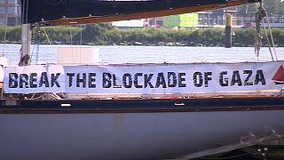 """Una nueva """"Flotilla de la Libertad"""" partirá rumbo a Gaza"""