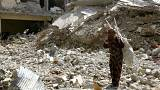 ماه مه مرگبارترین ماه برای غیرنظامیان سوری