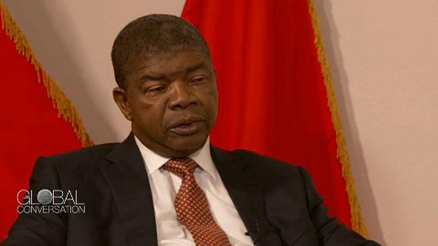 """Presidente de Angola: """"el afropesimismo no tiene razón de ser"""""""