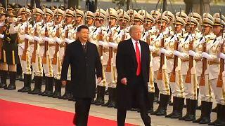 """China responde com """"multilateralismo"""" aos EUA"""