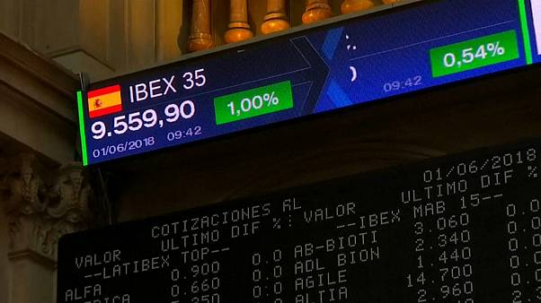 Novos Governos de Espanha e Itália animam mercados bolsistas