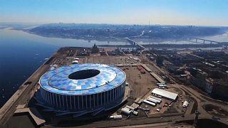 Russland im WM-Fieber