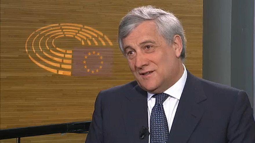 Nouveau gouvernement italien : la réaction d'Antonio Tajani