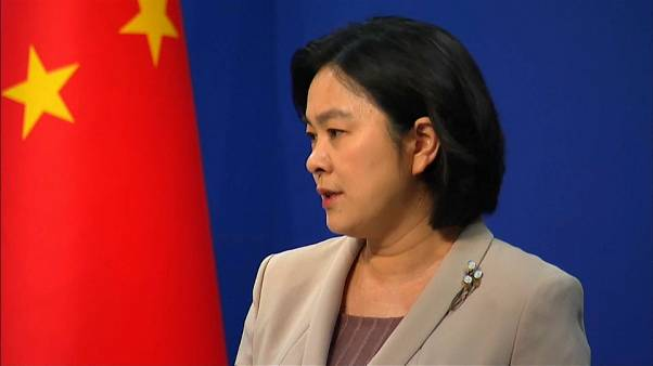 China says US steel and aluminum tariffs flout WTO rules