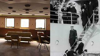 السفينة الفاخرة للزعيم الشيوعي الراحل تيتو تتحول إلى متحف