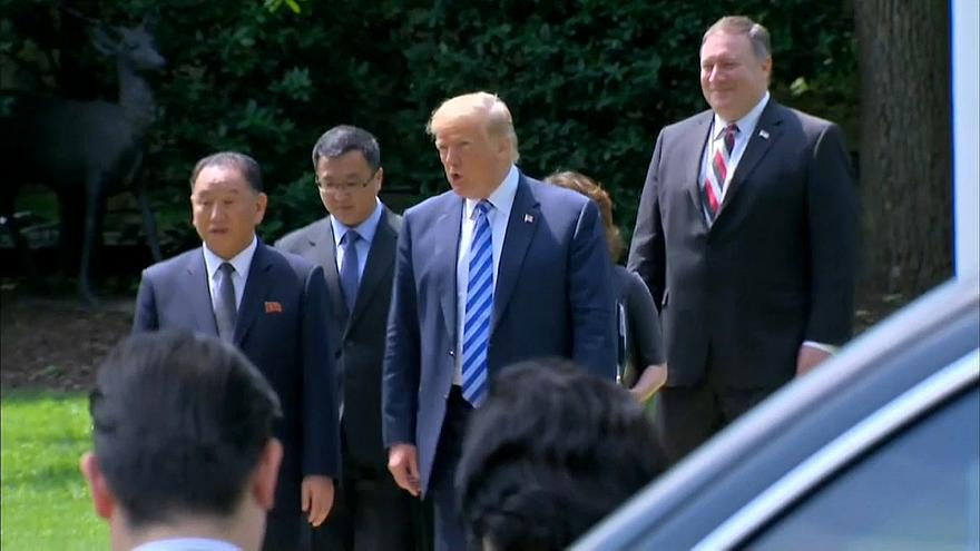 ABD ile K. Kore arasındaki tarihi zirve 12 Haziran'da