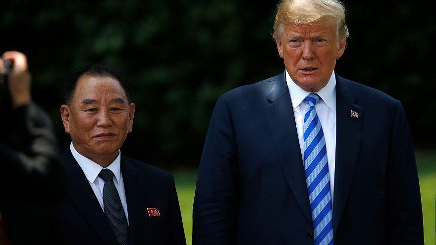 Donald Trump confirma cimeira com líder norte-coreano