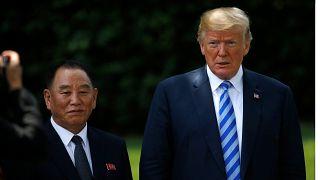 Trump y Kim Jong-un: cita para el 12 de junio en Singapur