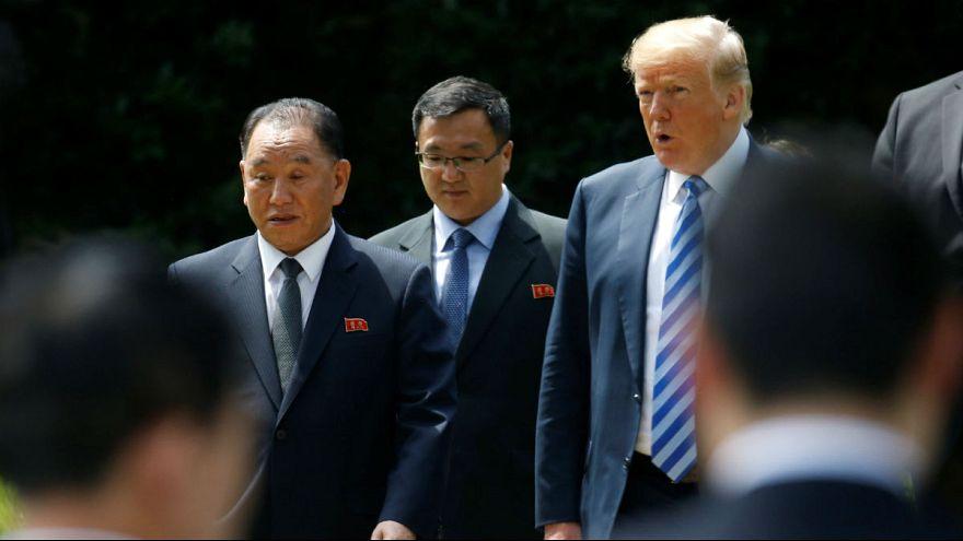 ترامپ برنامه دیدار تاریخی خود با رهبر کره شمالی را تأئید کرد