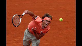 Seeds fall and big names prosper at Roland Garros
