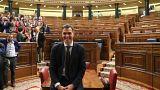İspanya'da Pedro Sanchez dönemi başlıyor