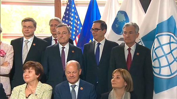 Strafzölle: Gegenwind beim G7-Gipfel für die USA