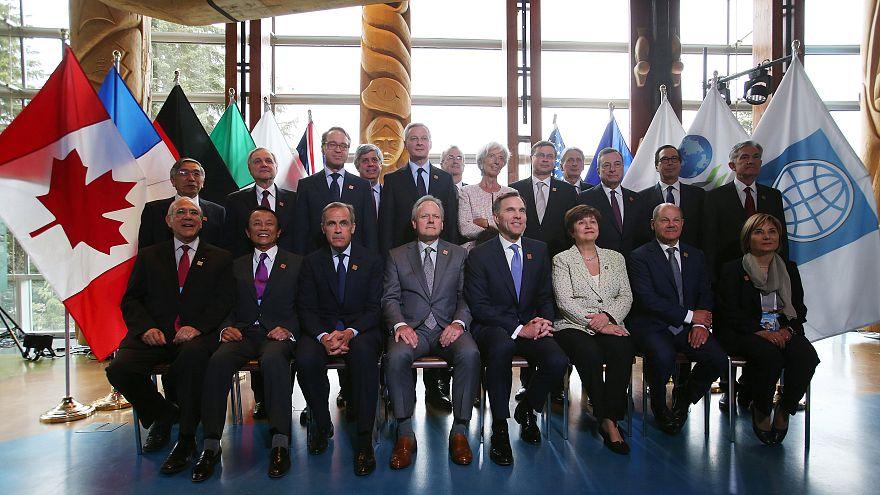 G7 Maliye Bakanları Zirvesi'nde ticaret savaşları gerginliği