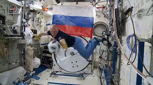 Foci az űrben