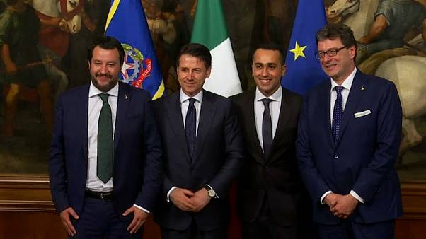Pendientes de los primeros pasos del nuevo Gobierno italiano