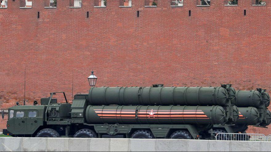 سیستم دفاع موشکی S-400