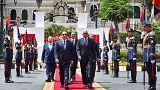 Αίγυπτος: Ορκίστηκε ξανά πρόεδρος ο Σίσι