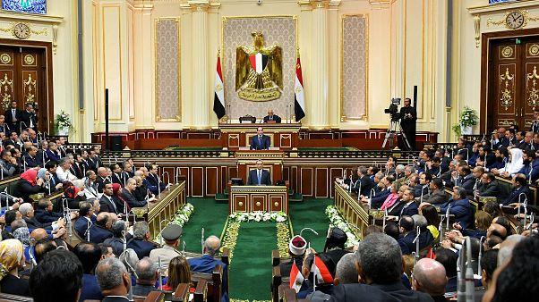 Ас-Сиси во второй раз принёс присягу президента Египта