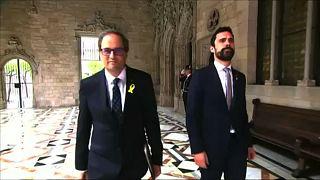 Megalakult az új katalán kormány