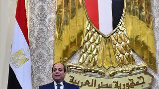 Mısır Cumhurbaşkanı Sisi yemin ederek göreve başladı