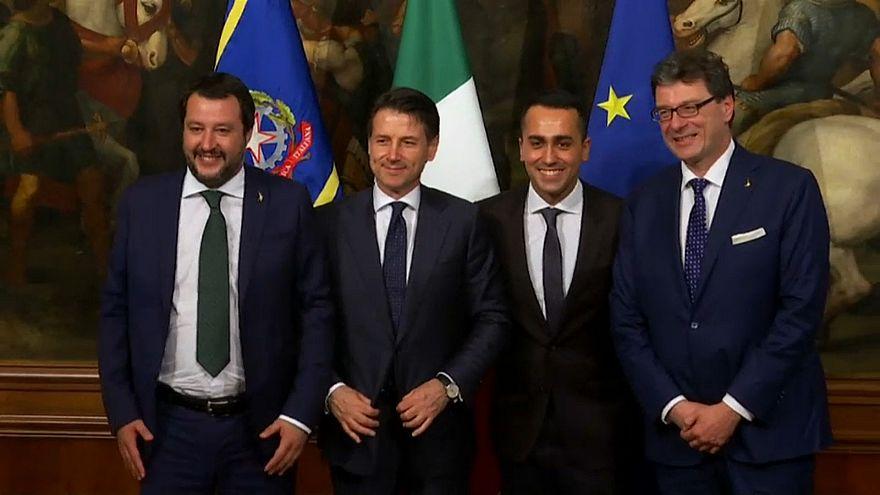 Itália e o novo governo