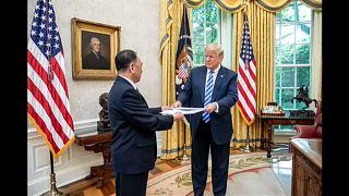 USA-Corea del Nord: la lettera del disgelo