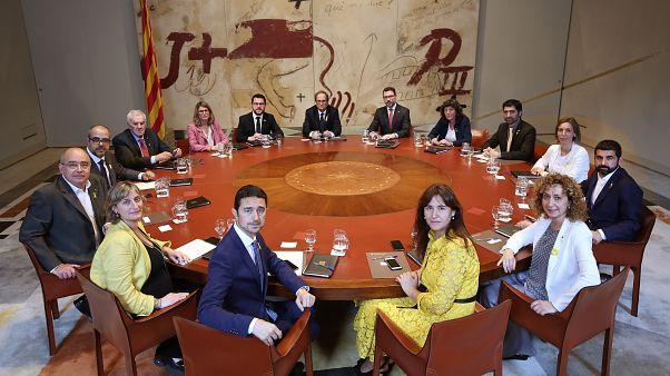 Cataluña recupera el autogobierno