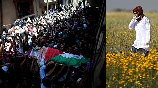 """غزة تشيّع """"ملاك الرحمة"""" رزان النجار"""