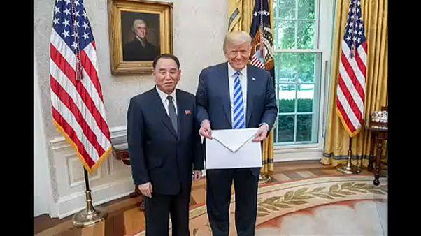 ΗΠΑ - Β.Κορέα: Η επιστολή Κιμ και τι χρειάζεται για να πετύχει η συνάντηση