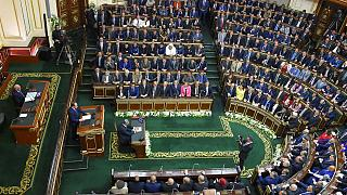 تحلیف عبدالفتاح سیسی رئیسجمهور مصر