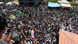 Οργή λαού στην Παλαιστίνη για το θάνατο νοσοκόμας