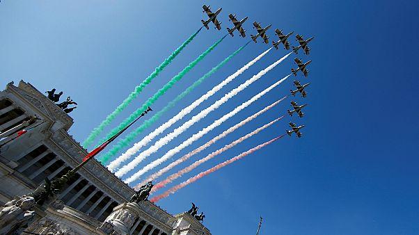 """Itália celebra """"Festa della Repubblica"""""""