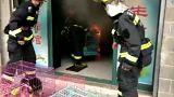 Τρία κουταβάκια πέθαναν μετά από φωτιά σε pet shop