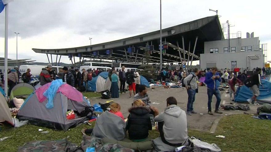 La política migratoria será clave en las elecciones en Eslovenia