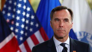 """G7  : """"inquiétude unanime"""" des ministres des finances"""