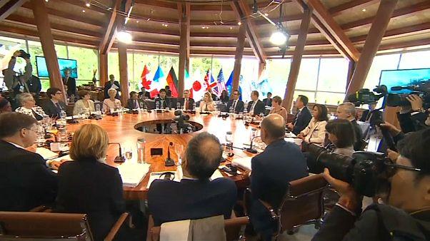 G7: unanimità contro dazi Usa
