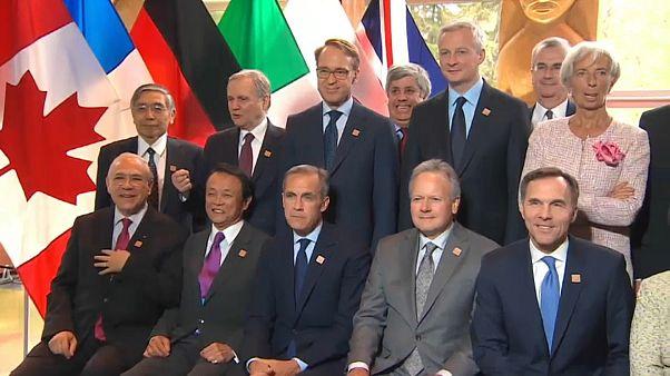 Kanada'daki G7 Maliye Bakanları Zirvesi sona erdi