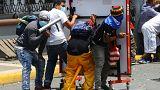 Nicaragua: puskaporos hangulat