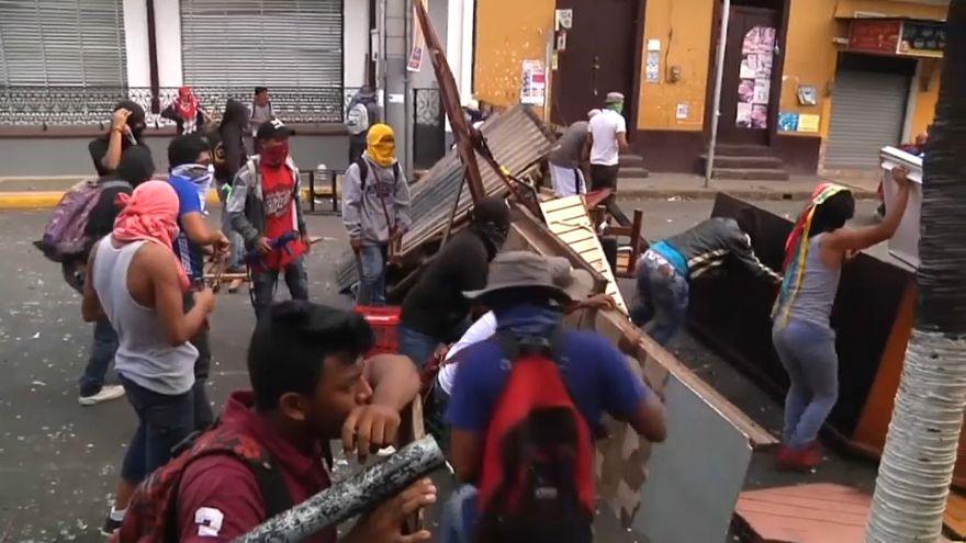 Más de 110 muertos en las protestas en Nicaragua