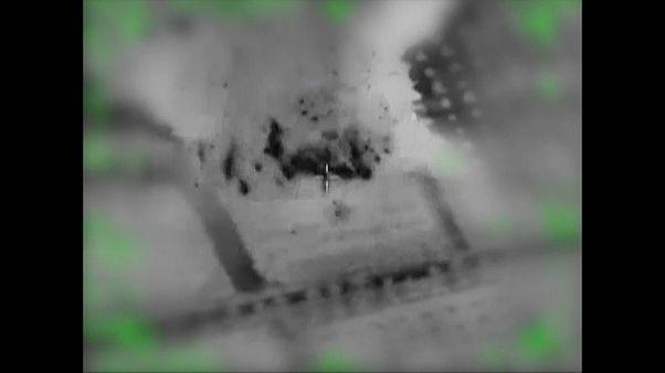 Авиаудары по Сектору Газа