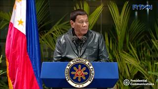 شاهد: رئيس الفلبين يقول لخبير حقوقي بالأمم المتحدة أن يذهب للجحيم