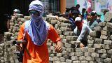 Nikaragua'da tansiyon yüksek: Ölü sayısı 100'ü geçti