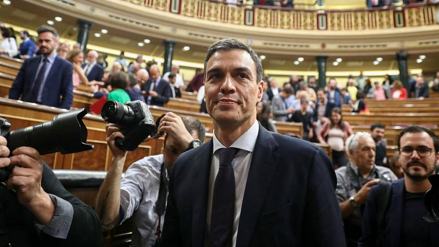 Rajoy out, Sanchez in — what next for Spain? l View